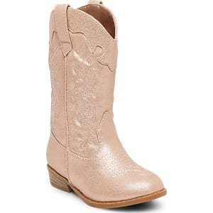 7a35065a5ad Toddler Girls' Natalia Authentic Cowboy Western Boots Cat & Jack - Pink 6