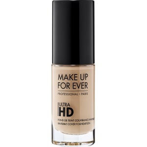 85cb5c862c1c Make Up for Ever Ultra Hd Invisible Cover Foundation Petite Y205 0.5 ...