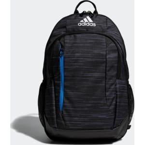 7ebee7382eeb Adidas Mission Plus Backpack Accessories (Charcoal Blue) from Famous ...