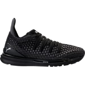 Puma Men s Ignite Limitless Netfit Casual Shoes 736a5d9a9