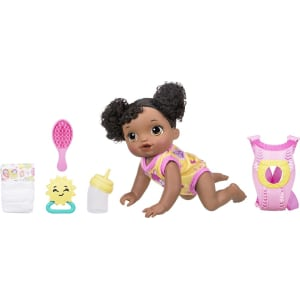 Baby Alive Baby Go Bye Bye African American From Target