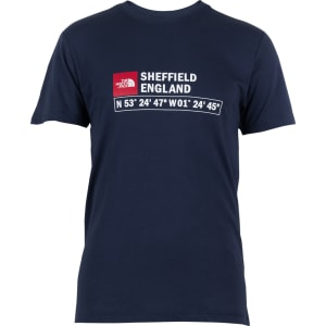 7d6d3bf5f9 The North Face Men s Gps Logo Tee Sheffield from The North Face.