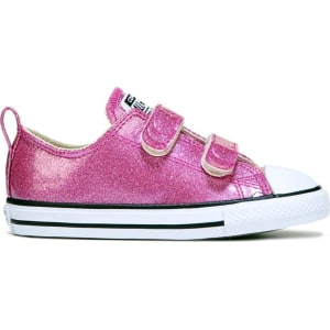 980c85dbfa41 Converse Kids  Chuck Taylor All Star 2V Sneaker Toddler Shoes (Pink ...