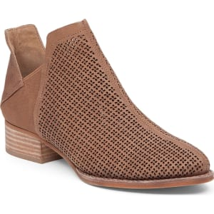 a3adf12f6d65 Vince Camuto Celena Perforated Block Heel Booties from Dillard s.