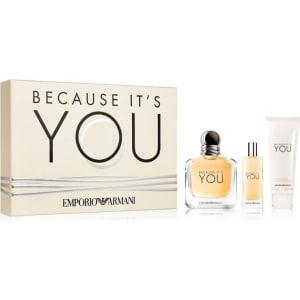 Giorgio Armani Emporio She Because Its You Eau De Parfum 100ml Gift ... e4a3786aebe7