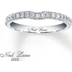 Neil lane wedding band 15 ct tw diamonds 14k white gold from kay neil lane wedding band 15 ct tw diamonds 14k white gold junglespirit Choice Image