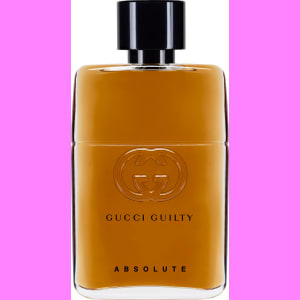 Gucci Guilty Absolute Pour Homme 17 Oz 50 Ml Eau De Parfum Spray