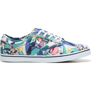 107d8c8019 Vans Women s Atwood Low Skate Shoes (Pineapple Tropical) from Famous ...