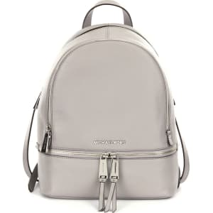 Michael Michael Kors Rhea Medium Zip Backpack from Dillard s. 7bff1e12ce5c6