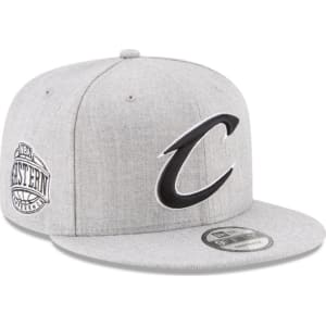 sports shoes 26a48 12040 New Era Boys  Cleveland Cavaliers the Heather 9fifty Snapback Cap ...