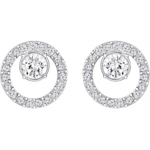 Swarovski Creativity Circle Pierced Earrings c6c55e1c69d
