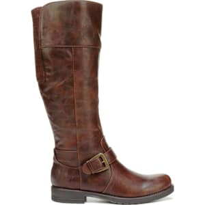 dade7e9b550e Bare Traps Women s Cessa Wide Calf Tall Sweater Boots (Whiskey) from ...