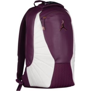 d1f97acde5a4 Jordan Retro 12 Backpack - Bordeaux Sail from Champs Sports.
