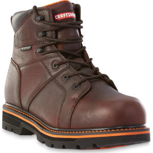 34d4059aac4ea Craftsman Men's Grand Composite Toe Work Boot - Brown, Size: 8.5 ...