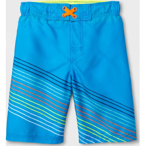 4221e1512b Boys' Swim Trunks - Cat & Jack Blue Xs from Target.