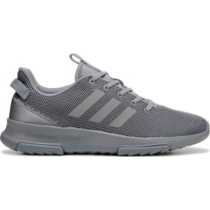 b0bf5ecd5 Adidas Men's Cloudfoam Racer Tr Sneakers (Grey/Grey) from Famous ...