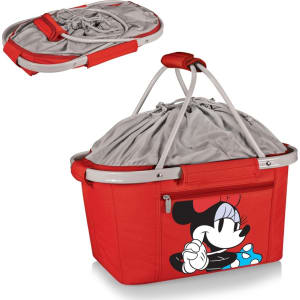 Picnic Time Disney Minnie Mouse Metro Basket Cooler - Red from Target. 611a6e6e1bd64