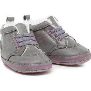 d4c80549e Baker by Ted Baker Baby Boys  Borg Lined Booties from Debenhams.