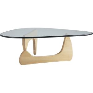 Vitra Noguchi Coffee Table Maple Wood