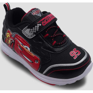 ac24317c Toddler Boys' Cars Athletic Shoes - Black/Red 12