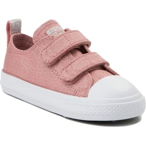 38b71213bc929f Toddler Converse Chuck Taylor All Star 2V Lo Sparkle Sneaker from Journeys.
