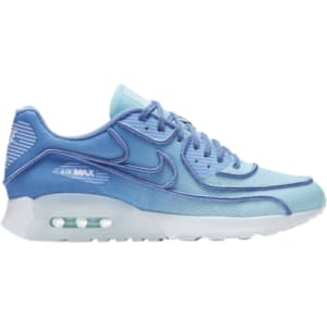 Womens Nike Air Max 90 Ultra 2.0 Breathe - Still Blue Still Blue ... e21ee96015