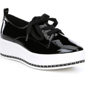 KARL LAGERFELD PARIS Bali Cat Ear Platform Sneakers