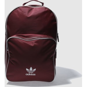 d469a2a8979c Adidas Burgundy Classic Backpack Adicolor from Schuh.