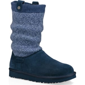 1d55b3f08e8 Ugg Saela Icelandic Suede Knit Boots