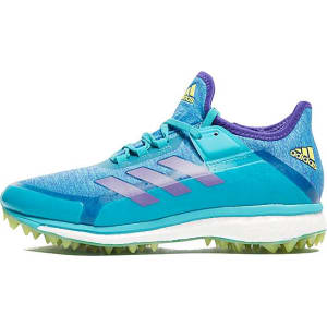 low priced 9cd6f 9cb82 Adidas Fabela X Aqua Hockey Shoes Women's - Blue/Purple - Womens