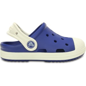 d856b40c4465 Crocs Cerulean Blue   Oyster Kids  39  Crocs Bump It ...