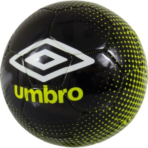 c1f53eea39 Umbro Duotone Size 5 Soccer Ball - Lime/Black from Target.