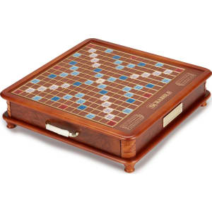 Winning Solutions Luxury Edition Scrabble Board Game