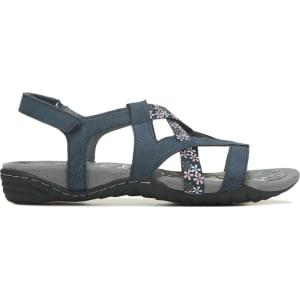 8552f997f0c Jsport Women s Woodland Sandals (Navy) from Famous Footwear.