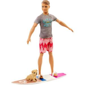 Ken Barbie dolphin magic doll