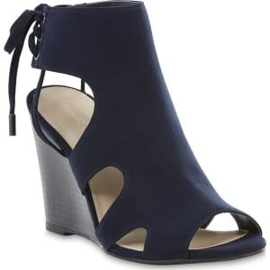 08e493315 Covington Women's Mandi Navy (Blue) Wedge Sandal, Size: 7 from Sears.