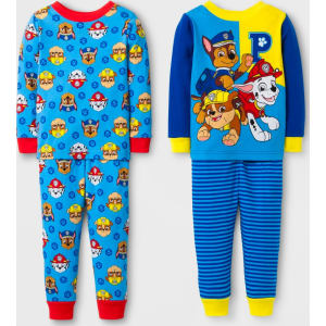 Toddler Boys  4pc Paw Patrol Pajama Set - Navy 18m 04b963929