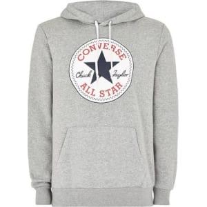 8a376c4570dc Mens Converse Grey Hoodie