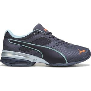 c60b03ceef6 Puma Women s Tazon 6 Fm Running Shoes (Grey Aqua Melon) from Famous ...