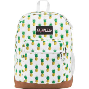 Trans by Jansport Super Cool 17 Tropic Gold Pineapple Print ...