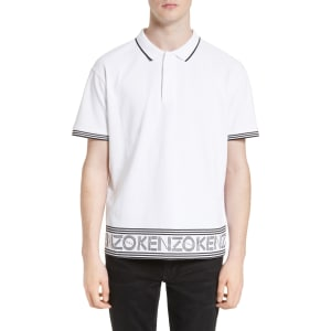 f300a92364 Men's Kenzo Logo Hem Tipped Polo from Nordstrom.