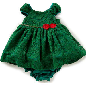 032802fd9 Laura Ashley London Baby Girls Newborn-24 Months Christmas Lace A ...