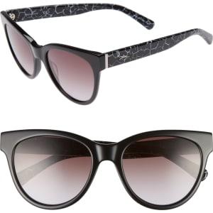 d7500ae21225 Women's Longchamp 54mm Gradient Lens Cat Eye Sunglasses - Marble ...