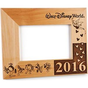 Walt Disney World 2017 Frame By Arribas 4 X 6 Personalizable