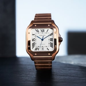 Introducing the Santos de Cartier Watch