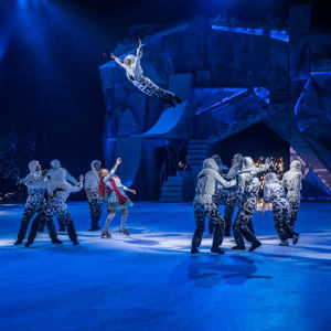 Cirque du Soleil  Crystal Premiere Giveaway