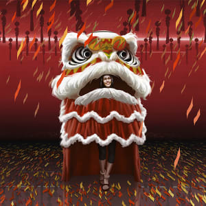 Panda Express Presents House of Good Fortune: A Lunar New Year Experience