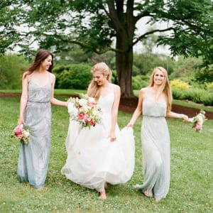 Adrianna Papell Wedding Event