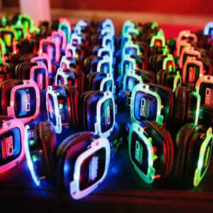 Silent Disco for Families