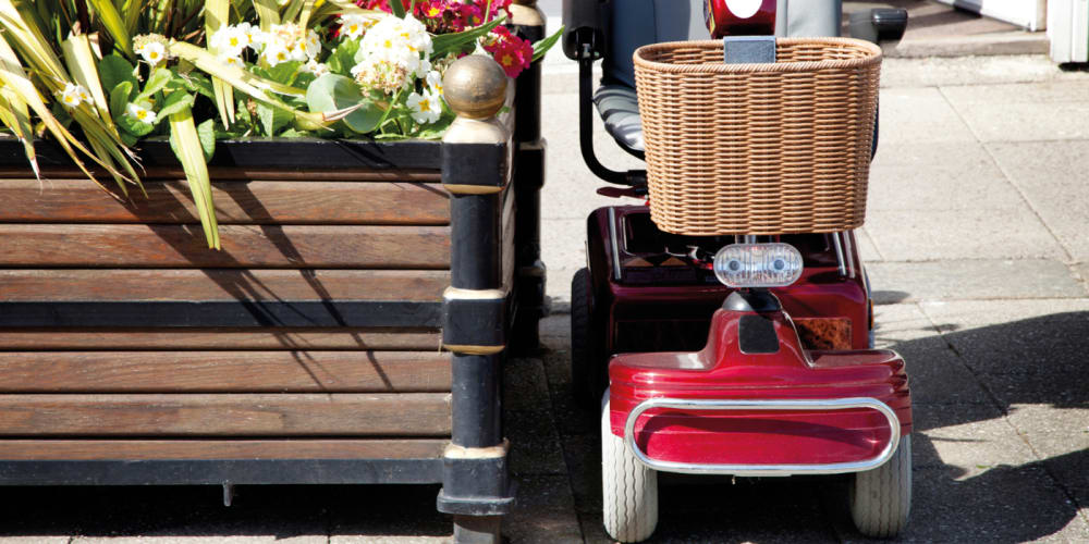Accessibility & Shopmobility